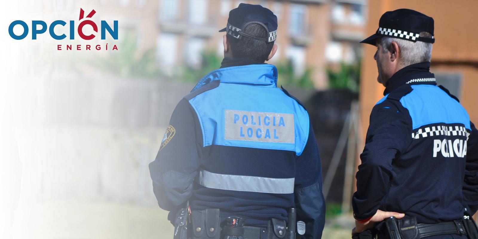 La policía local de la capital de navarra se suma a la opción del autoconsumo