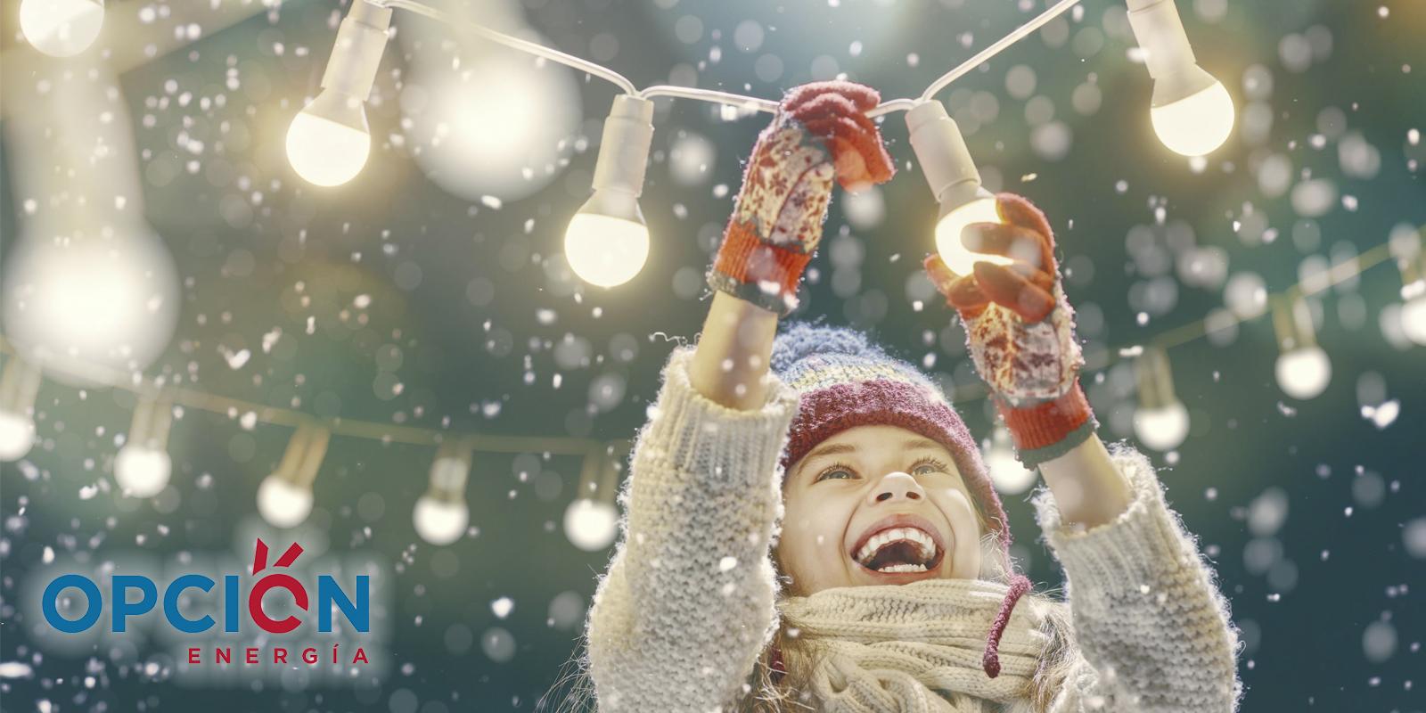 ¿Quieres disfrutar de luz económica en invierno?