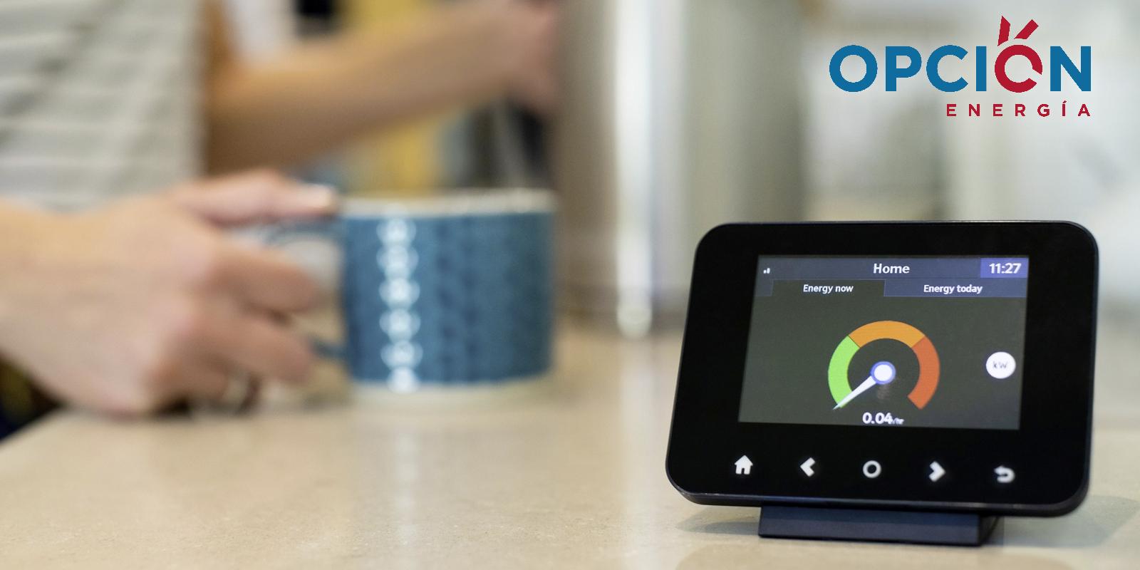 Descubre cómo ahorrar energía gracias a un medidor de consumo eléctrico